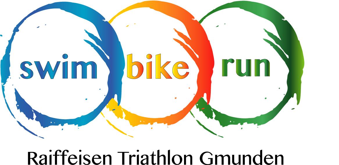 Raiffeisen Triathlon Gmunden Logo